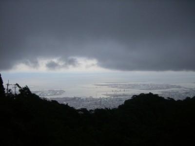 六甲の景色